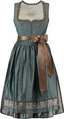 KRÜGER COLLECTION Dirndl Alegra blau