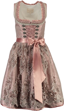KRÜGER COLLECTION Dirndl Nicky rosa