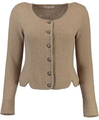 KRÜGER COLLECTION Trachten-Strickjacke Heidl beige
