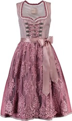 KRÜGER COLLECTION Dirndl Sinja rose