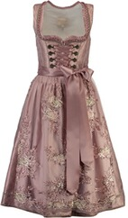 KRÜGER COLLECTION Dirndl Liah rosè