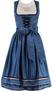 KRÜGER COLLECTION Dirndl blau