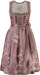 KRÜGER COLLECTION Dirndl Nica rosè