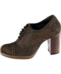 more photos 3e0a3 7e00e Trachtenschuhe für Damen: Haferl-Schuhe, Dirndlschuhe ...
