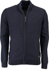 CAMEL ACTIVE Strickjacke blau