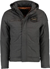 PME LEGEND Steppjacke grau