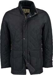 BARBOUR Steppjacke Devon navy
