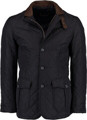 BARBOUR Steppjacke Quilted Lutz navy