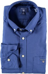 GANT Stretch Oxford Hemd midnight blue