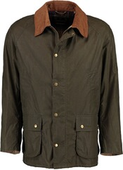 BARBOUR Ashby Lightweight Wachsjacke oliv