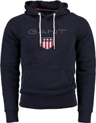 GANT Sweat Hoodie evening blue