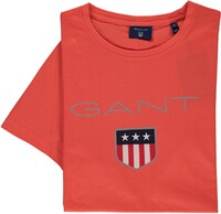 GANT T-Shirt-Rundhals orange