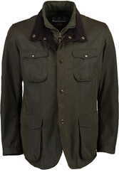 BARBOUR Wachsjacke Ogston oliv