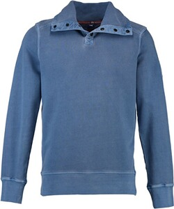Wellensteyn Jacke Herren: WELLENSTEYN Troyer Backbord moonlightblue