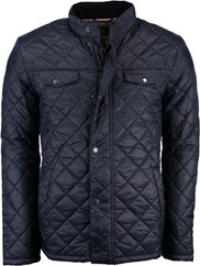 BARBOUR Dean Steppjacke navy
