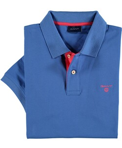 GANT Piquè-Polo palace blue