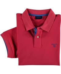 GANT Piquè-Polo watermelon red