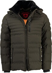 WELLENSTEYN Jacke Polar army