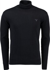 Gant Light Weight Cotton Turtle Neck navy