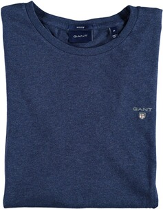 GANT The Original T-Shirt marine melange