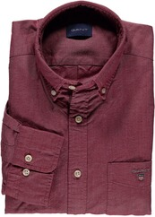 GANT Oxford Hemd mahogny red