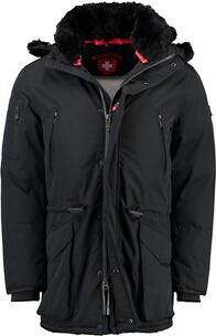 Wellensteyn Jacke Vulacano Men midnightblack