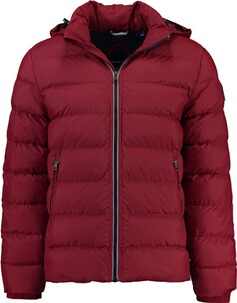 GANT The Active cloud Jacket Mahogny Red