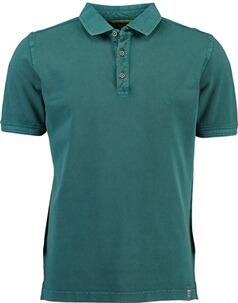 CAMEL ACTIVE Polo-Shirt grün