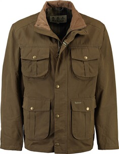 BARBOUR Sanderling Jacke beige