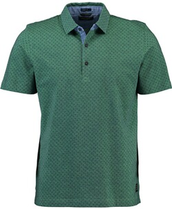 Herren Polo Shirt PIERRE CARDIN Polo-Shirt grün