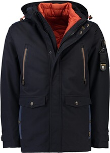PME LEGEND Consel Hawk 3 in 1 Parka marine
