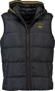 PME LEGEND Bushing Body Warmer Steppweste schwarz