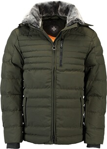 Wellensteyn Jacke Polar Darkarmy