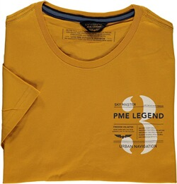 PME LEGEND T-Shirt gelb