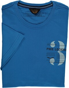PME LEGEND T-Shirt blau