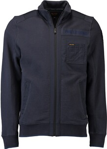 PME LEGEND Sweatjacke blau