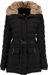 WELLENSTEYN Winter Jacke Abendstern Short schwarz