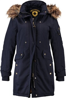 WELLENSTEYN Parka Meteorite Lady darknavy
