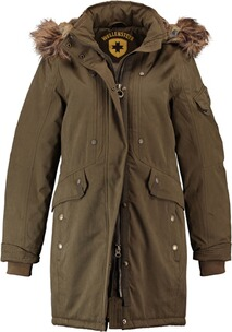 Wellensteyn Jacke Damen: WELLENSTEYN Meteorite Lady Parka army