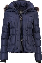 WELLENSTEYN Jacke Astoria Short royalblue