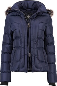Wellensteyn Jacke Damen: WELLENSTEYN Winter Jacke Astoria Short royalblue