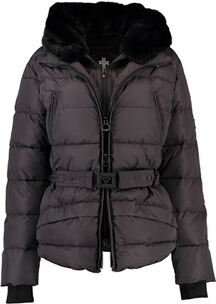 Wellensteyn Jacke Damen: WELLENSTEYN Winter Jacke Mayfair anthrazit