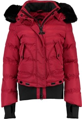 WELLENSTEYN Queens Winterjacke darkred
