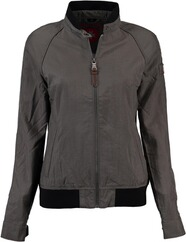 WELLENSTEYN Baseball Jacke steelgrey