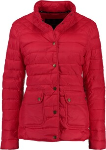 BARBOUR Coledale Steppjacke rot