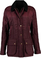BARBOUR Beadnell Steppjacke bordeaux