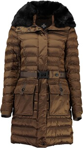 WELLENSTEYN Winter Jacke Abendstern  Darkgold