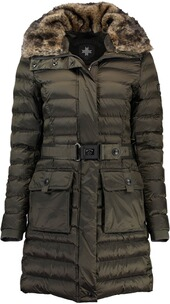 WELLENSTEYN Winter Jacke Abendstern  Tourmalinegreen