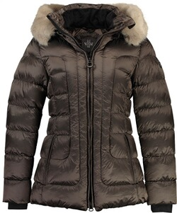 WELLENSTEYN Winter Jacke Belvedere bronze