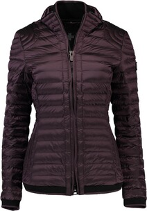 Wellensteyn Jacke Damen: WELLENSTEYN Helium Short-Jacke darkpurple